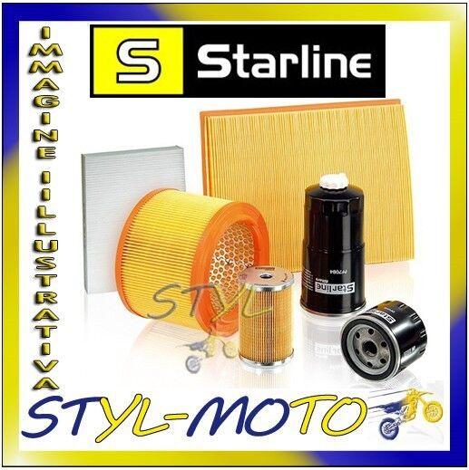 FILTRO OLIO STARLINE SFOF0033 FIAT PANDA 1A SERIE 1.1 4X4 176B2000 1998