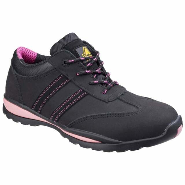 84e9f626b Amblers Safety Fs47 Ladies Womens S1 P HRO SRC Steel Toe Safety ...