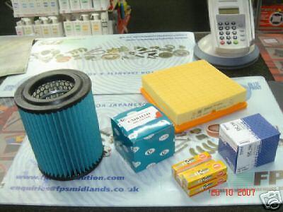 CIVIC type R huile filtre à air /& iridium spark plugs