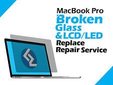 "MacBook A1278 13"" Broken Cracked Glass Replacement Replace Repair Service"