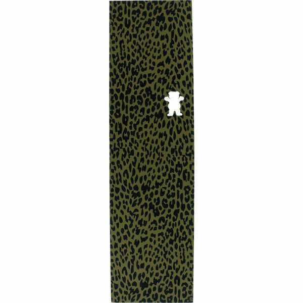 Grizzly Eli Reed Cheetah Skateboard Griptape
