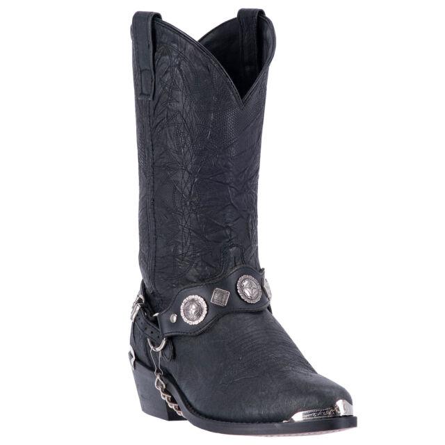 Dingo Mens 2175 Concho Strap 12 Boot