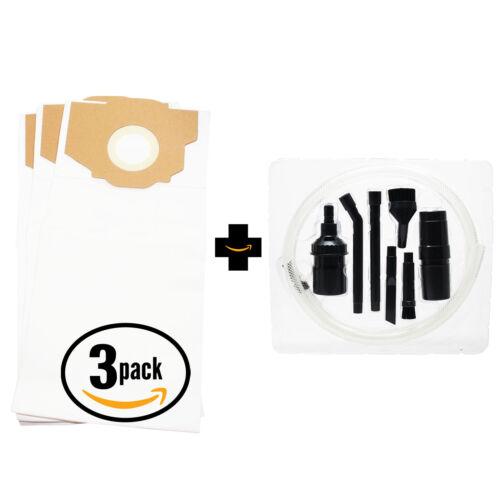 4870DT 4875A w// Micro Kit 9 Vacuum Bags for Eureka Boss SmartVac 4870MZ