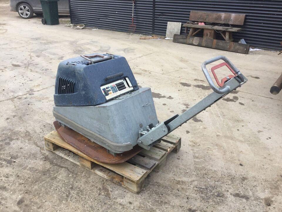Pladevibrator, Swepac FB465