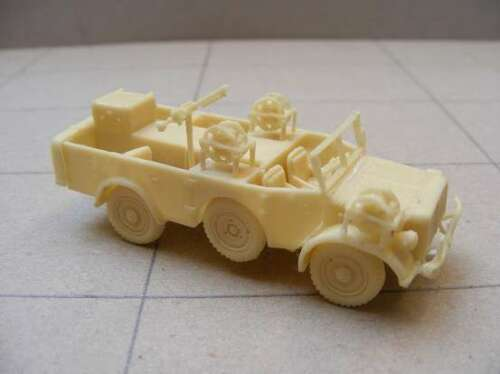 MGM 080-317 1//72 Resin WWII German Horch 1A Telephone Car KFZ.23