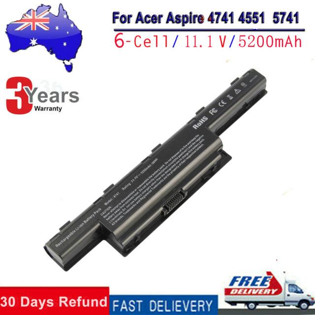 Battery for Acer Aspire 5750 5755 5733 5750G 5750Z 5741G 5742G 5742Z 4250 4750
