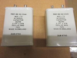 2-0uf-350v-Nitrogel-Paper-In-Oil-Capacitor-Audio-Amplifier-Audio-Vintage-AMP
