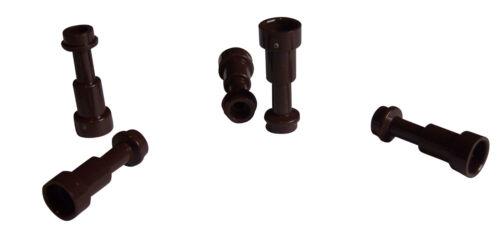 Fernglas Telescope 64644 dark brown Lego 5 Stück Fernrohr in dunkelbraun