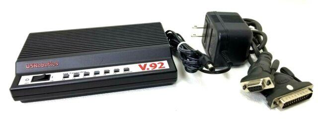 3Com US Robotics 0525 Fax modem Pro w// ac adapter