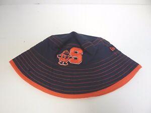 Syracuse Orangeman KIDS Sun Hat Navy Orange New Era Sample- 20 ... cda6dbfa7e35