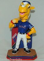 2016 Forever Collectibles Texas Rangers Mascot Bobblehead D/2016