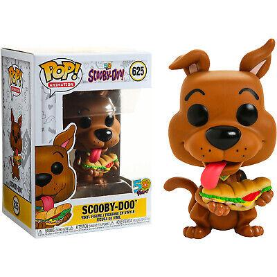 Scooby Doo Figurine Scooby Sandwich N 625 Pop Funko Ebay