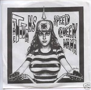 Titans Speed Queen Mama 7 New Guitar Wolf Teengenerate