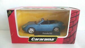 PORSCHE 911 CARARAMA SCALA 1/43