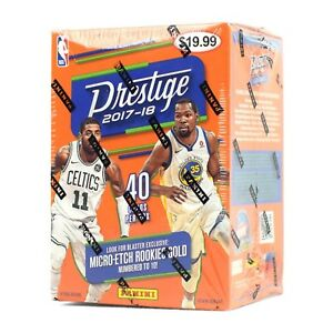2017-18-Panini-Prestige-NBA-Basketball-card-box-Donovan-Mitchell-rookie