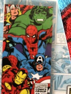 Focoso Marvel Avengers Estate Spiaggia Asciugamano-mostra Il Titolo Originale