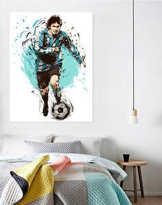 3D Coole Fußballspieler 34 Wandbild Fototapete Bild Tapete Familie AJSTORE DE