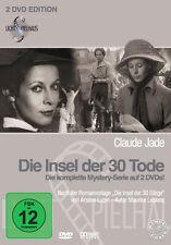DIE INSEL DER 30 TODE - Claude Jade -Deluxe Edition (2DVDs)*NEU*OVP