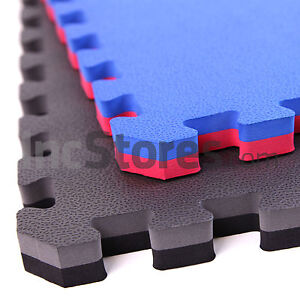 IncStores MMA Foam Gym Tiles Wrestling & Exercise Mats (10 Tile Pack)