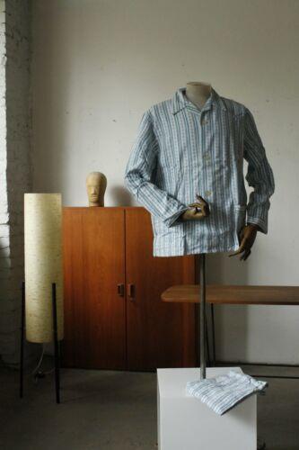 Dreiklang Herren Schlafanzug Pyjama VEB Auerbach DDR 70er True Vintage 70s NOS