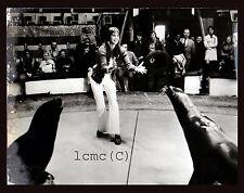 FOTOGRAFIA PRESS PHOTO VINTAGE 1972 ATTRICE CANTANTE JEAN BIRKIN E LE FOCHE