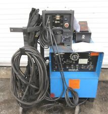 Miller Dialarc Hf Welder With Miller Coolmate 3 Kg 35 Foot Pedal And Accessary