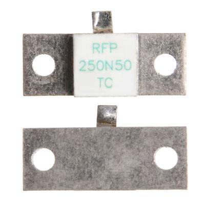 1pcs Résistance de charge DP 250-50 250 W 50Ohm 250N50 TC RF Résistances