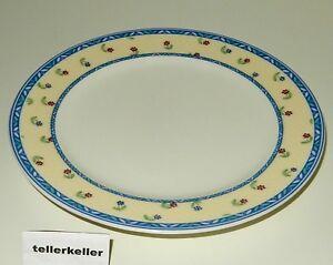 Villeroy-amp-Boch-Adeline-Kuchenteller-KRATZER-21-Dessertteler-Fruehstuecks-Teller