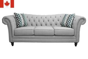 Summer Sale!! Custom, Canadian Made Flair Sofa Set on Promotion Edmonton Area Preview