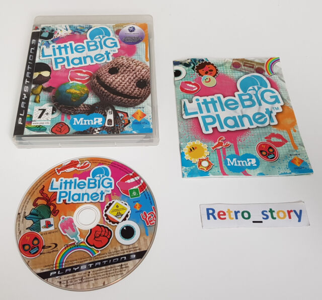 Sony Playstation PS3 - Little Big Planet