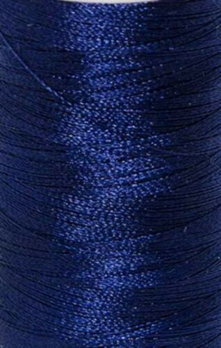 NEW Iris Trilobal Polyester No 40 Machine Embroidery Thread 1100 Yards