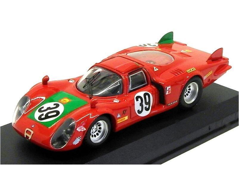tienda en linea Alfa Romeo 33.2  39 le mans 1968 giunti-galli 9254 9254 9254 Best Model 1 43 New in a box   precio mas barato