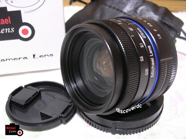25mm F1.8 Lens for SONY NEX E mount NEX3 NEX5 NEX6 NEX7 A5000 A5100 A6000 A6300