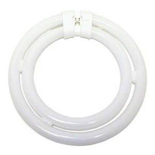 TCP 32058 CFL T6 Double Circline Light Bulb G10q Base (2700K) - 58W, 3700 Lumens