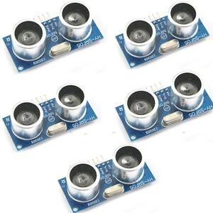 5pcs-HY-SRF05-HC-SR05-Precise-Ultrasonic-Distance-Module-Sensor-for-Arduino