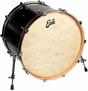Evans-16-inch-Calftone-Resonant-Bass-Drum-Head-BD16CT