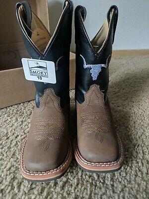 Smoky Mountain Kids Boots Sz 10 - 1702C