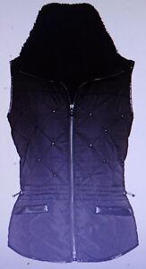 My Darling Pelliccia Gr M Imperial Vest Nero 42 Aq5pEXwR