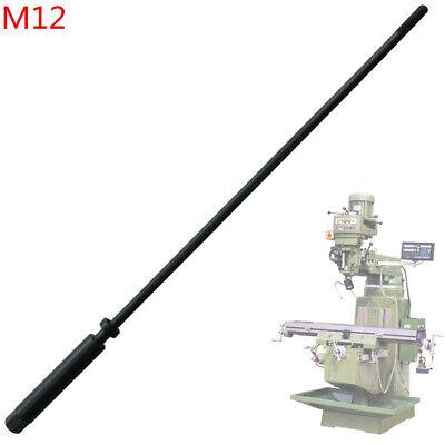 R8 Draw Bar For Milling Machine Part Bridgeport Overall Drawbar M12 Thread New