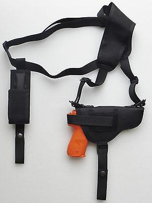Taurus Millennium G1 /& G2 PT111,PT140 Gun holster With Extra Magazine Pouch