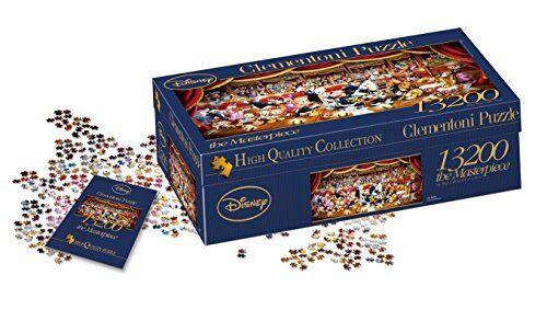 Clementoni 38010.7 Collection Disney Orchestra Puzzle 13200-Piece