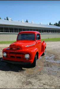 1951 mercury pick up for sale