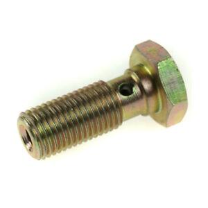 1//8NPT x M10x1mm Brake Hose Fitting Connector Adaptor Wilwoods//Compbrake CMB0172