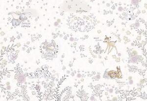 Meilleur-De-Amis-Disney-Bambi-Dalmatiens-Photo-Papier-Peint-368x254cm