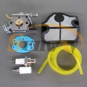 Carburateur-Filtre-a-air-Pour-Husqvarna-36-41-136-137-141-142-Tronconneuse-Zama