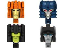 Transformers Titans Return Sawback, Fangry, Ptero and Overboard Set, New & In UK