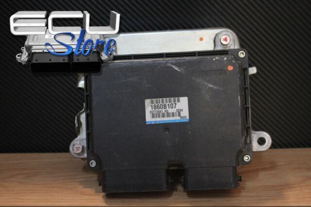 Ecu    Control Unit Engine 1860b107 E6t72681