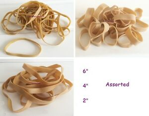 22-x-Strong-Assorted-Thick-Elastic-Rubber-Bands-6-034-No-89-4-034-No-65-2-034-No-81