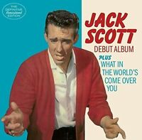 Jack Scott - Debut Album / What In The World's Come Over You [new Cd] Bonus Trac on Sale
