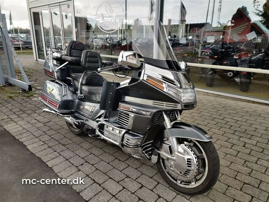 Honda, GL 1500 Gold Wing, ccm 108000